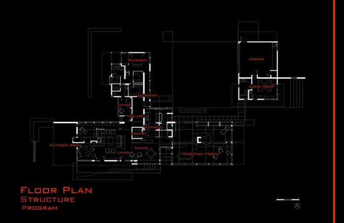 7). Floor Plan