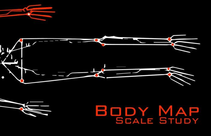 Body Map Page 1