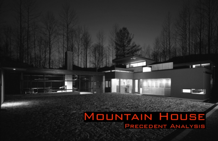 Mountain House Page 1